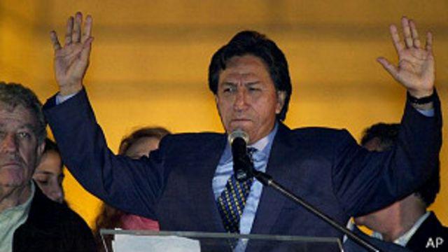 Perú: expresidente Toledo, llamado a declarar en caso de corrupción