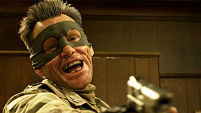 """Jim Carrey critica la violencia de su próxima película, """"Kick-Ass 2"""""""