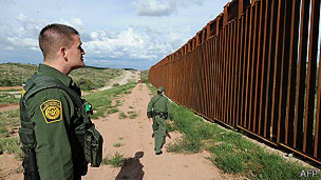 """""""Las bardas no unen"""", le responde México al Senado de EE.UU."""