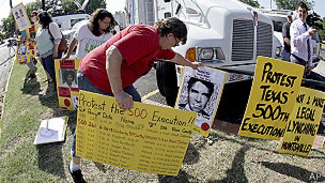 500 reos ha ejecutado Texas desde 1982