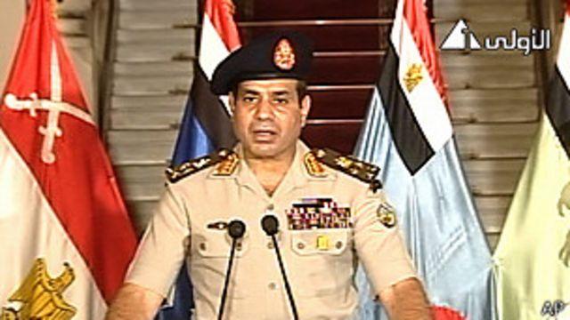 Golpe de Estado derroca a Morsi en Egipto