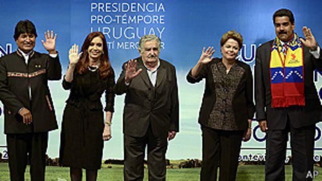 Mercosur se solidariza con Evo Morales y llama a embajadores en Europa