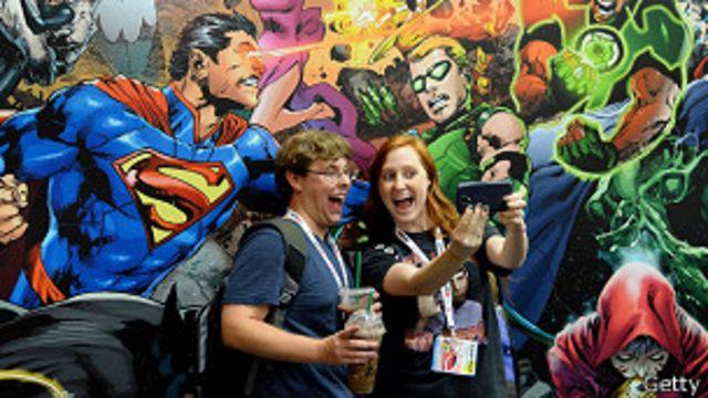 Arranca la Convención Internacional de Cómics de San Diego