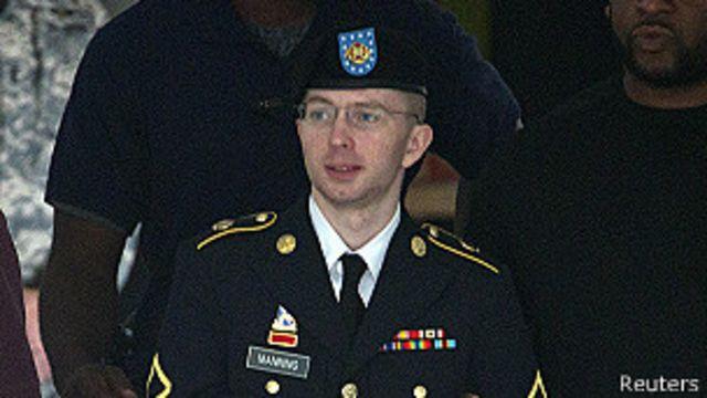 Bradley Manning sentenciado a 35 años de cárcel