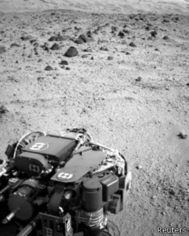 Curiosity encuentra que Marte fue habitable hace millones de años