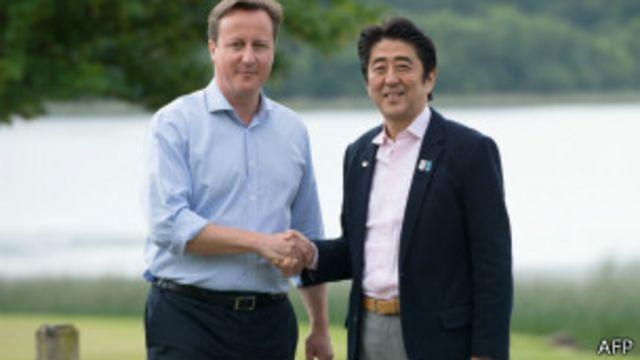 日本警告英國:不要脫離歐盟