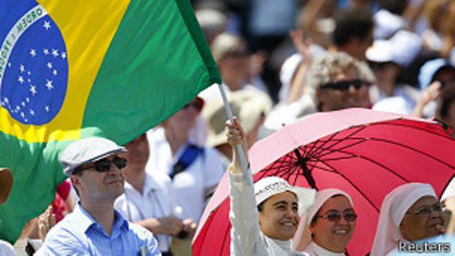 Por qué le importa a América Latina el viaje del Papa a Brasil