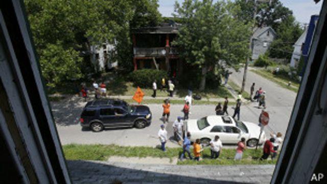 EE.UU.: la policía de Cleveland busca más víctimas, tras hallar tres cadáveres