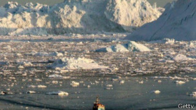 Metano del Ártico podría tener fuerte impacto en la economía mundial