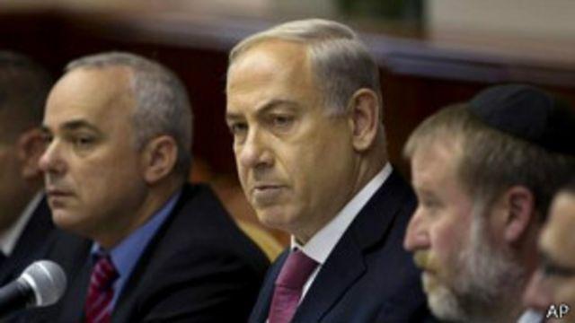 Gobierno israelí aprueba borrador para referendo sobre acuerdos de paz