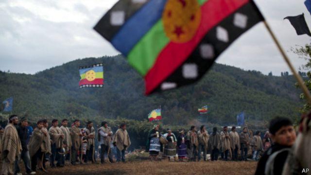 Los mapuches que llevan 40 días en huelga de hambre en Chile