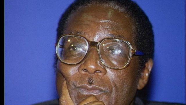 Shugaban ZImbabwe Mugabe