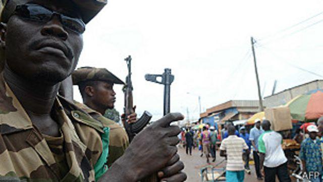 """República Centroafricana """"al borde del genocidio"""" según Francia"""