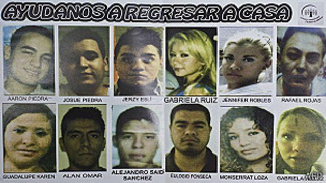 México: identifican cuerpos de cinco desaparecidos del bar Heaven