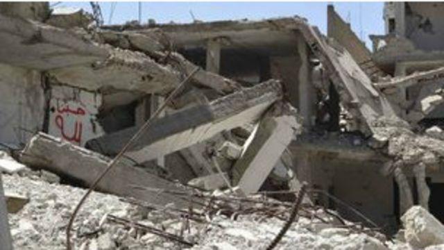 Síria libera entrada da ONU em área de 'ataque químico'