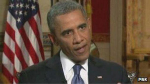 Obama dice que no ha tomado una decisión respecto a Siria