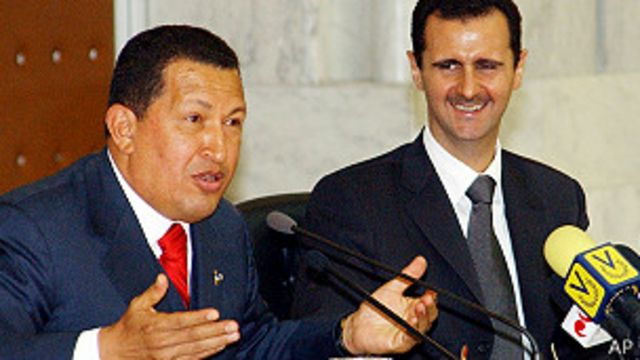 Un venezolano pelea por Al Asad en Siria