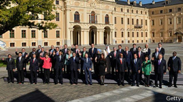 Cumbre G20: 11 países se unen para respaldar una acción militar en Siria