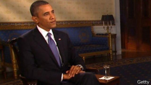 """Obama cree que propuesta rusa sobre Siria podría ser un """"gran avance"""""""