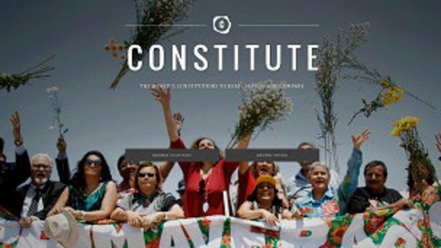 Google lanza archivo de las constituciones del mundo