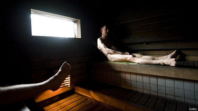 El gran amor de Finlandia por la sauna