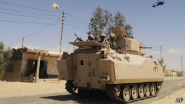 """القضاء المصري يبدأ محاكمة 200 متهم """"من أنصار بيت المقدس"""""""