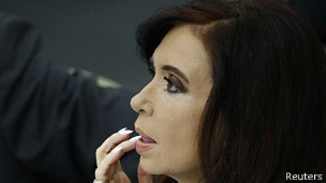 Cristina Fernández retoma actividad oficial en Argentina