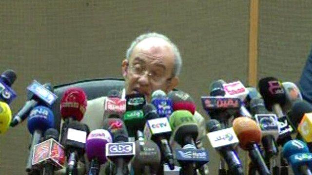أحمد البرعي وزير التضامن الاجتماعي المصري