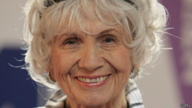 Нобелевская премия по литературе досталась канадке Манро