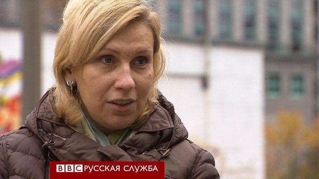 Светлана Бахмина
