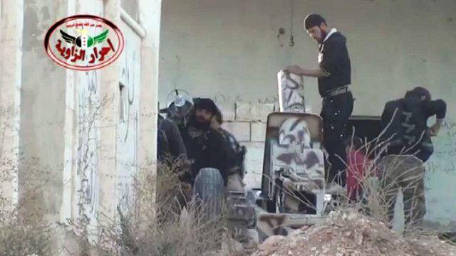 قوات المعارضة السورية