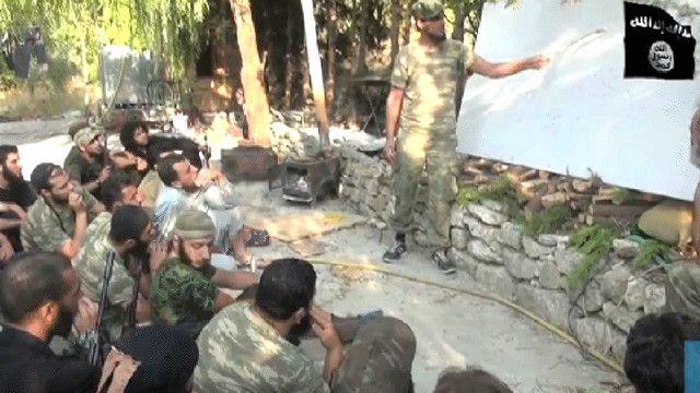 جماعات اسلامية مسلحة في سوريا