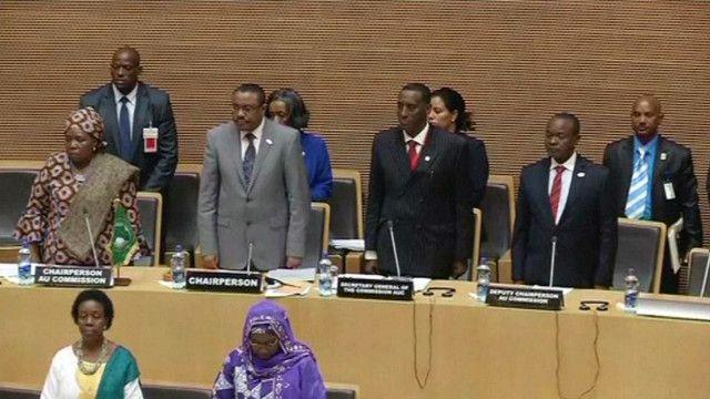 اجتماع دول الاتحاد الأفريقي