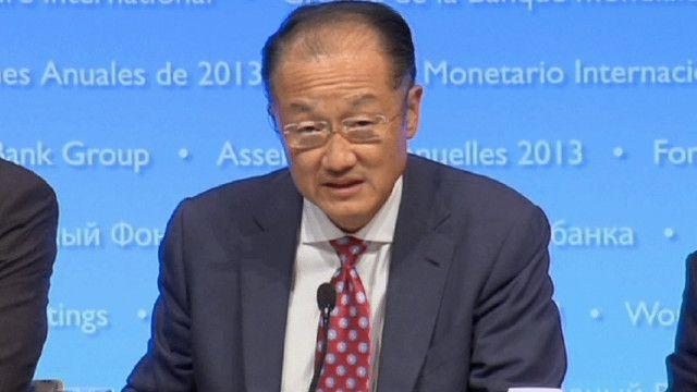رئيس البنك الدولي جيم يونغ إيل