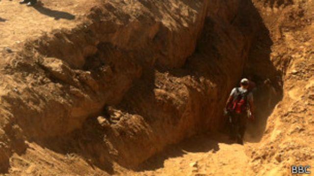 Israel descobre túnel ligando Gaza a kibutz