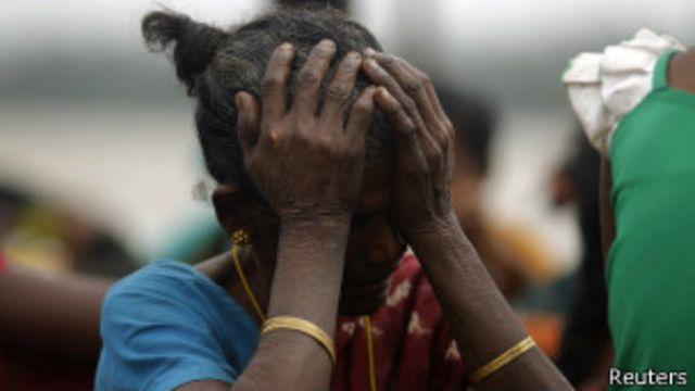 Cientos de miles afectados en India tras ciclón