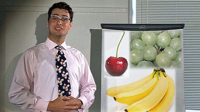 Британский актер в роли учителя