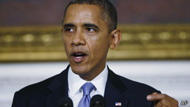 Obama dice que el cierre del gobierno perjudicó la economía de EE.UU.