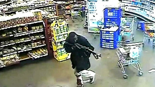 الهجوم على مجمع التسوق في كينيا