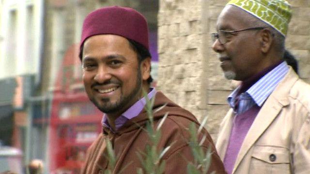 المسلمون في بريطانيا