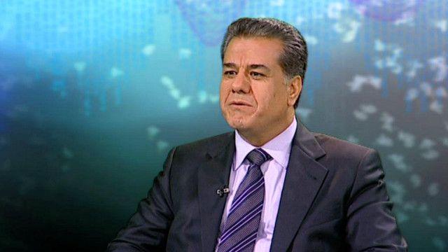 فلاح مصطفى باكير  وزير اقليم كردستان العراق لشؤون العلاقات الخارجية
