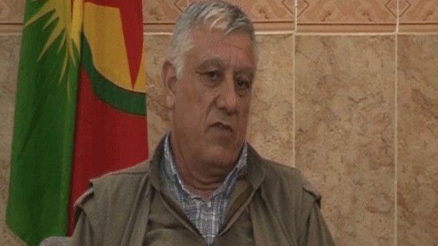 جميل باييك أحد مؤسسي حزب العمال الكردستاني