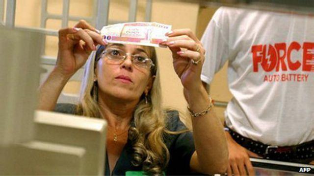 کوبا نظام دوگانه واحد پولی را کنار میگذارد