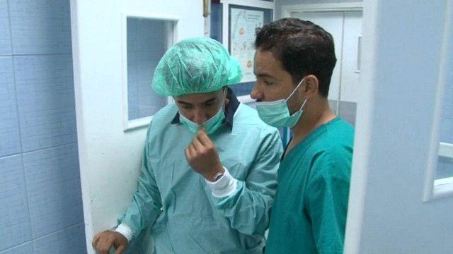 د. محمد الدوفاني جراح عظام - مستشفى طرابلس المركزي