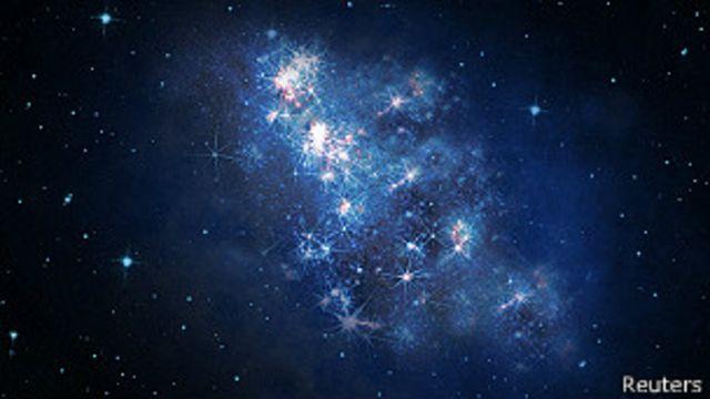 Detectan la galaxia más lejana