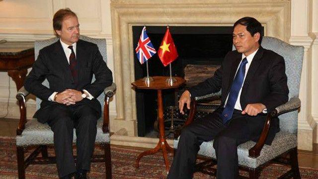 Thứ trưởng Ngoại giao Việt Nam, Bùi Thanh Sơn