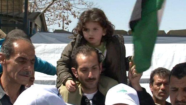 لاجئون فلسطينيون