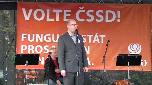 انتخابات جمهورية التشيك