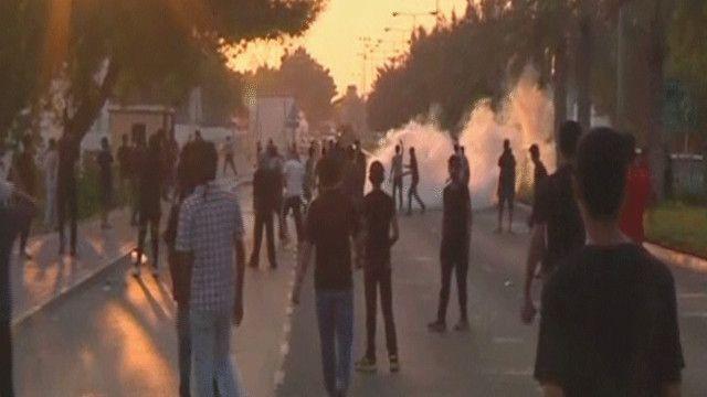 متظاهرون بحرينيون