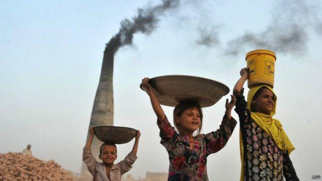افزایش قاچاق کودکان افغان به ایران